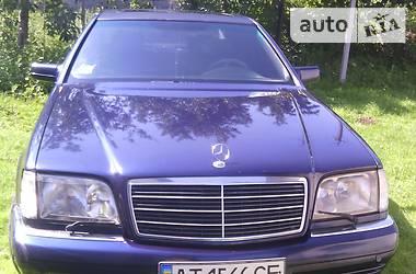 Mercedes-Benz 250 1995 в Ивано-Франковске
