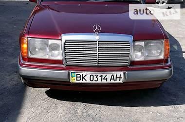 Mercedes-Benz 250 1992 в Ровно