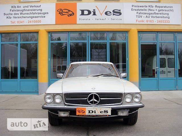 Mercedes-Benz 280 1980 в Киеве