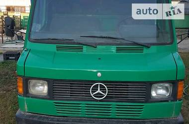 Mercedes-Benz 407 груз. 1993 в Черновцах