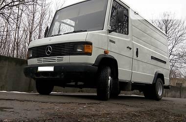 Mercedes-Benz 609 груз. 609 D 1991