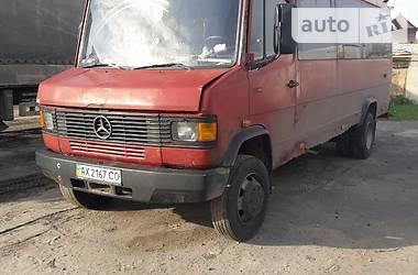 Mercedes-Benz 711 груз. 1991 в Харькове