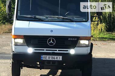 Mercedes-Benz 814 груз. 2000 в Днепре