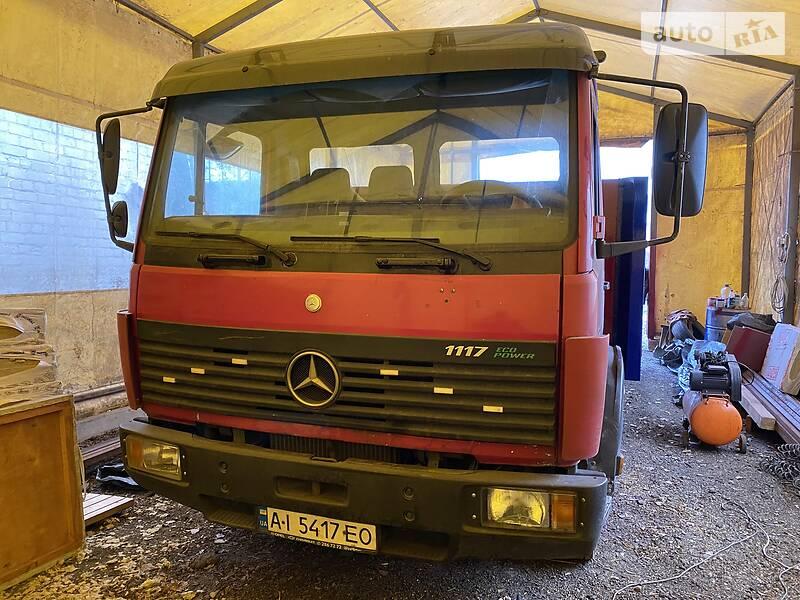 Mercedes-Benz 917 1997 в Киеве