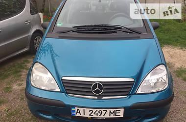 Mercedes-Benz A 140 2001 в Василькове