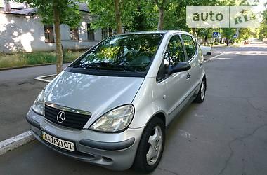 Mercedes-Benz A 160 2001 в Николаеве