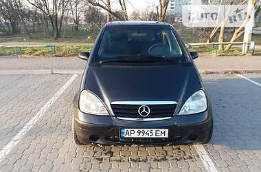 Mercedes-Benz A 160 2000 в Запорожье
