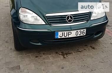 Mercedes-Benz A 160 2001 в Луцке