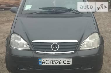 Mercedes-Benz A 170 1999 в Камне-Каширском