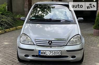 Mercedes-Benz A 170 2003 в Львові