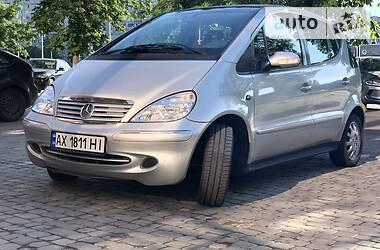 Mercedes-Benz A 170 2003 в Харькове
