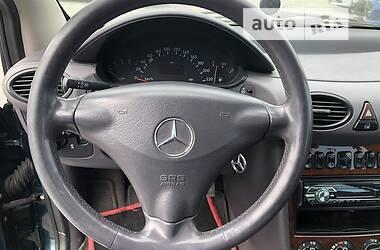 Хэтчбек Mercedes-Benz A 170 2003 в Львове