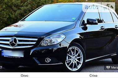 Mercedes-Benz A 180 2012 в Львові
