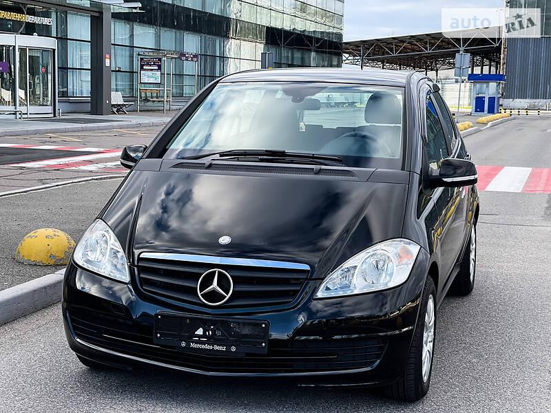 Mercedes-Benz A 180 2010 в Киеве