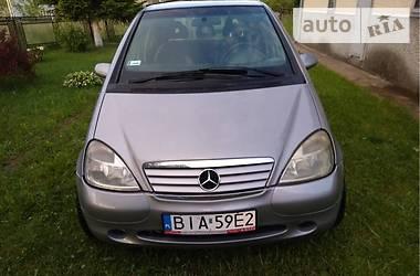 Mercedes-Benz A 190 2000 в Ивано-Франковске
