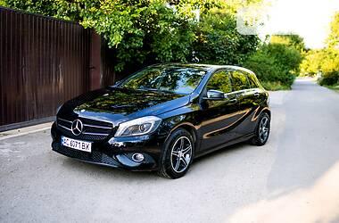 Mercedes-Benz A 200 2012 в Бердянске