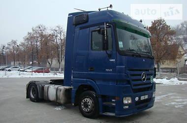 Mercedes-Benz Actros 1841 LS 2003