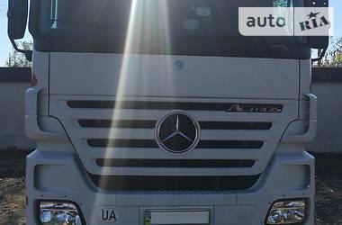Mercedes-Benz Actros 2005 в Иршаве