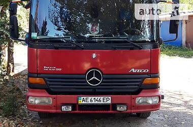 Тентований Mercedes-Benz Atego 815 1999 в Кривому Розі
