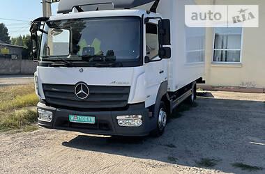 Фургон Mercedes-Benz Atego 818 2017 в Кривом Роге