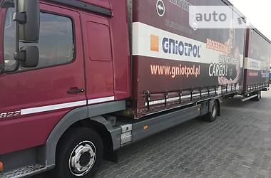 Mercedes-Benz Atego 2013 в Луцке