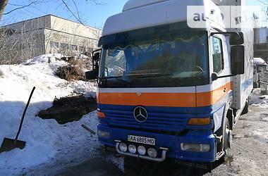 Mercedes-Benz Atego 2001 в Киеве