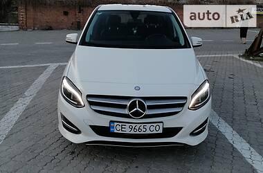 Mercedes-Benz B 180 2017 в Черновцах