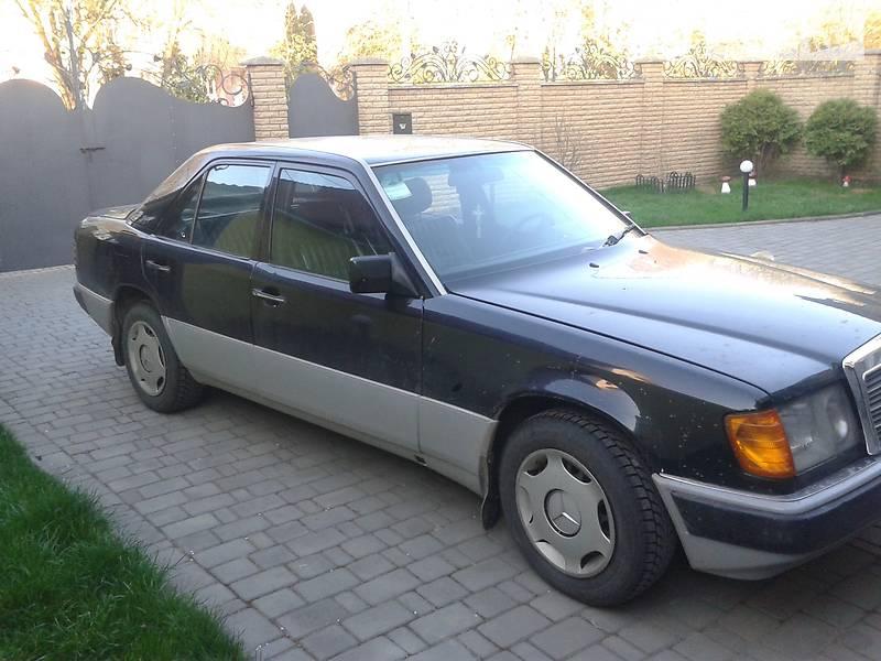 Mercedes-Benz B 200 1992 в Луцке