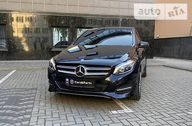Mercedes-Benz B 200 2015 в Луцке