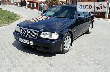 Mercedes-Benz C 180 1999 в Тернополе