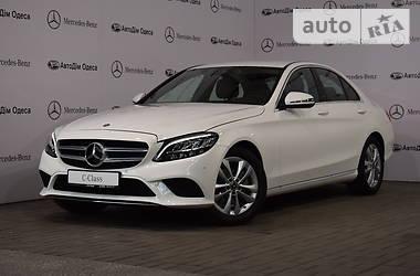 Mercedes-Benz C 180 2018 в Одессе