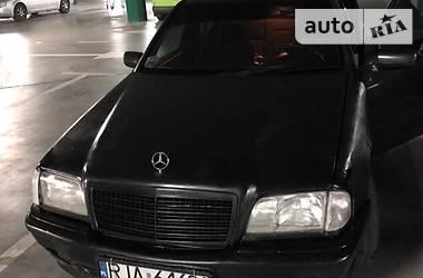 Mercedes-Benz C 180 1994 в Львове