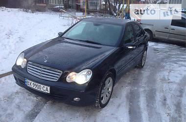 Mercedes-Benz C 180 2006 в Хмельницком