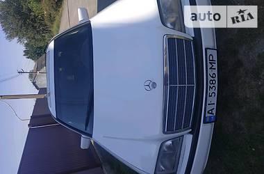 Mercedes-Benz C 180 1997 в Киеве