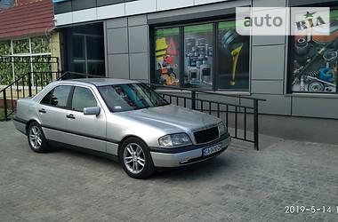 Mercedes-Benz C 180 1996 в Черкассах
