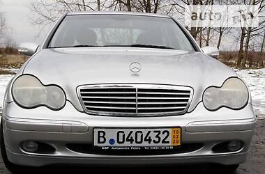 Mercedes-Benz C 180 2004 в Житомире