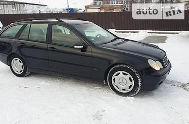 Mercedes-Benz C 180 2003 в Староконстантинове