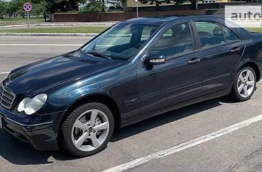 Седан Mercedes-Benz C 180 2002 в Вінниці