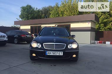 Универсал Mercedes-Benz C 180 2006 в Бердичеве