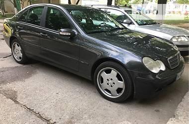 Mercedes-Benz C 200 2002