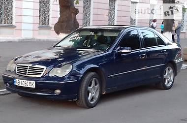 Mercedes-Benz C 200 2001 в Виннице