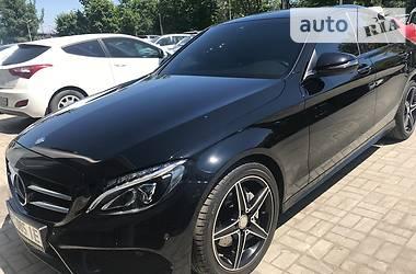 Mercedes-Benz C 200 2017 в Днепре