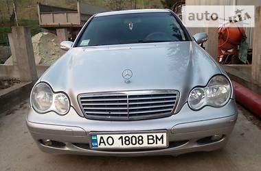 Mercedes-Benz C 200 2000 в Ужгороде