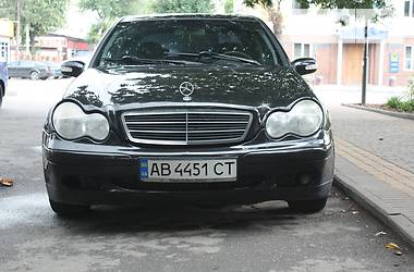 Mercedes-Benz C 200 2000 в Виннице