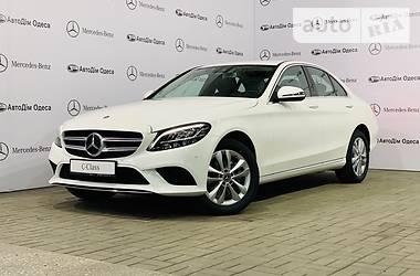 Mercedes-Benz C 200 2018 в Одессе