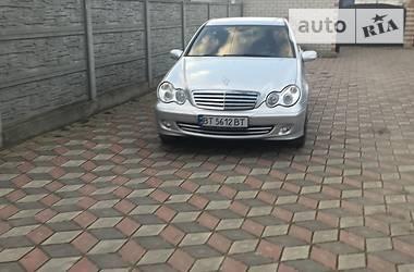 Mercedes-Benz C 200 2006