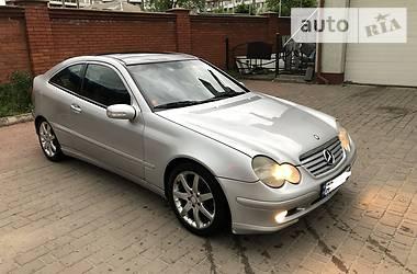 Mercedes-Benz C 200 2001 в Івано-Франківську