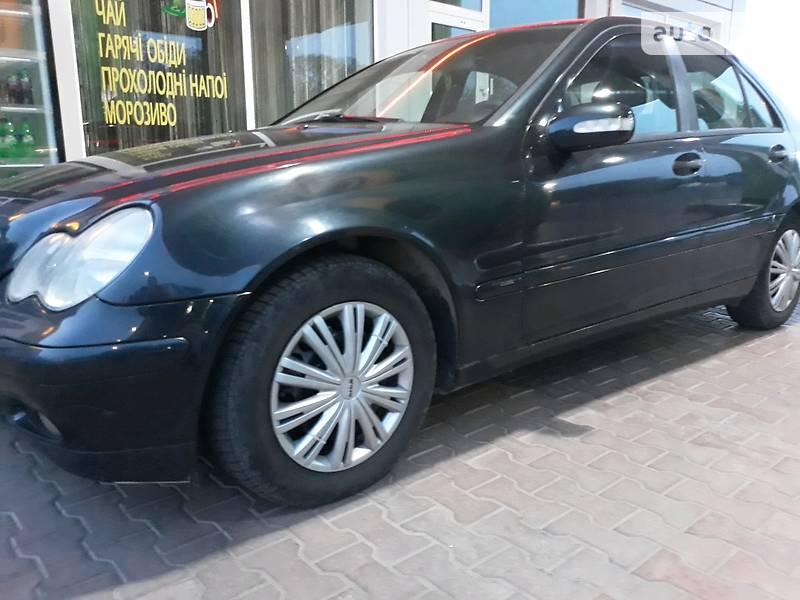 Mercedes C-Class 2001 года в Черновцах