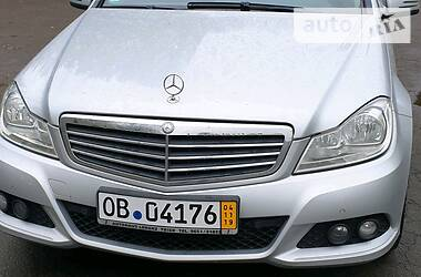 Mercedes-Benz C 200 2012 в Ровно