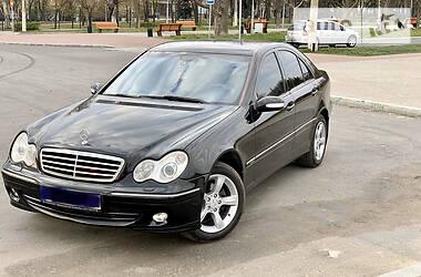 Mercedes-Benz C 200 2005 в Запорожье